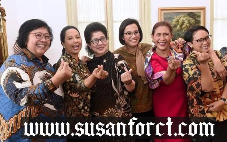 Jasa Tokoh Wanita Pada Pemerintahan