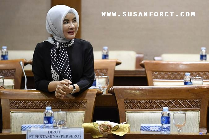 Nicke Widyawati Direktur Utama Pertamina Republik Indonesia